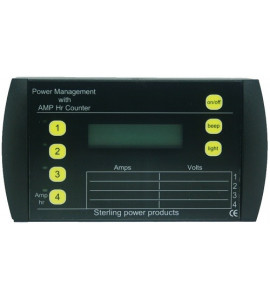 Battery Monitor PMP1