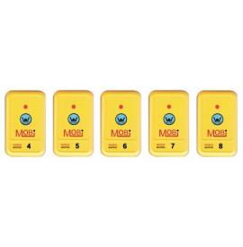 FOB - Trasponder Personale - 5 pack