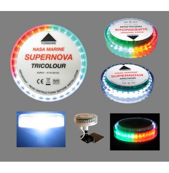 Supernova Anchor - 360 gradi luce bianca