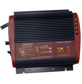 Caricabatterie Pro Sport 12V/24V 8A doppia uscita