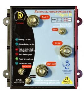 Ripartitore Pro Split R 24V 100A - 2 uscite