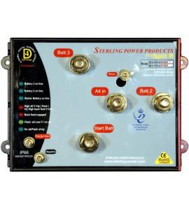 Ripartitore Pro Split R 24V 100A - 3 uscite