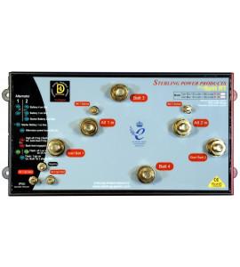 Ripartitore Pro Split R 24V 2x 80A - 4 uscite