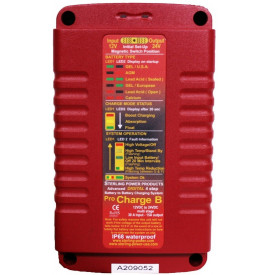 ProCharge B 12V-24V 25A stagno IP68