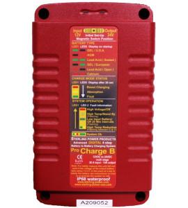 Caricabatterie ProCharge B 12V-24V 25A stagno IP68