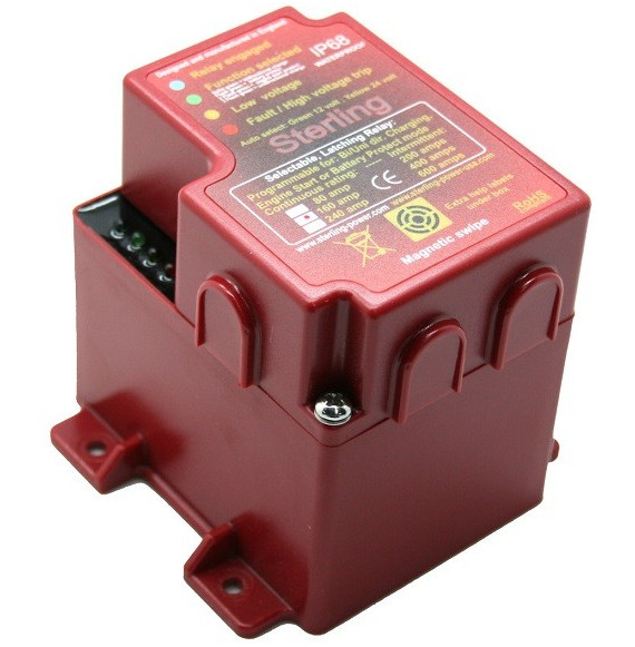 ProLatch R 12V/24V 80A