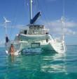 Ampair 300 - Installazione su catamarano