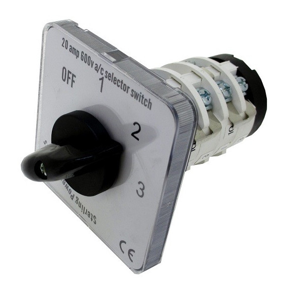ProSwitch M Commutatore manuale 220V 20A