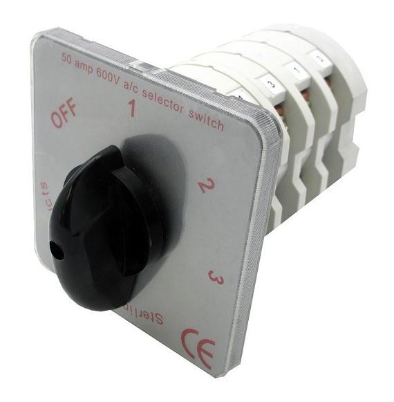 ProSwitch M Commutatore manuale 220V 50A