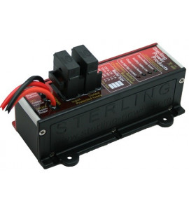 Battery Maintainer BM12241 12V - 24V 1A