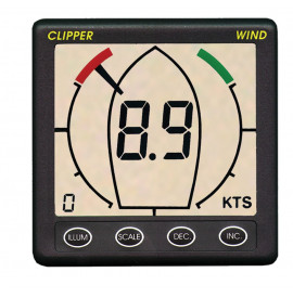 Clipper Wind Wireless Display