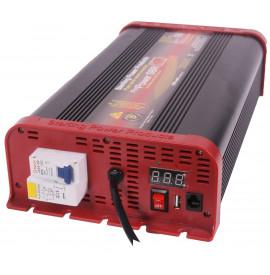 Inverter Pro Power 12v 1600W con interruttore salvavita