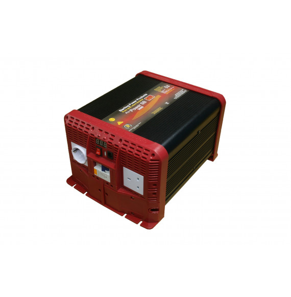 Inverter Pro Power 12V 3500W con interruttore salvavita