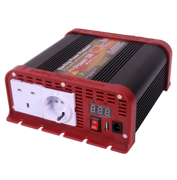 Inverter Pro Power 24V 600W