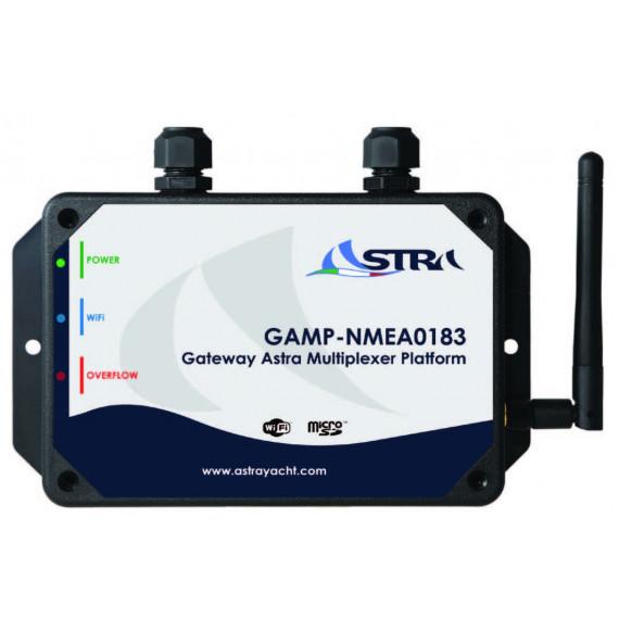 Multiplexer Wi-Fi GAMP NMEA 0183