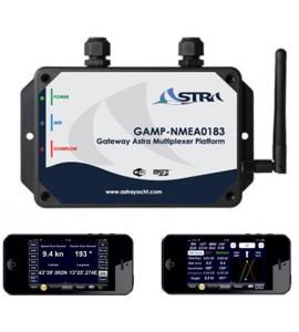 Multiplexer Wi-Fi GAMP NMEA 0183 ESA