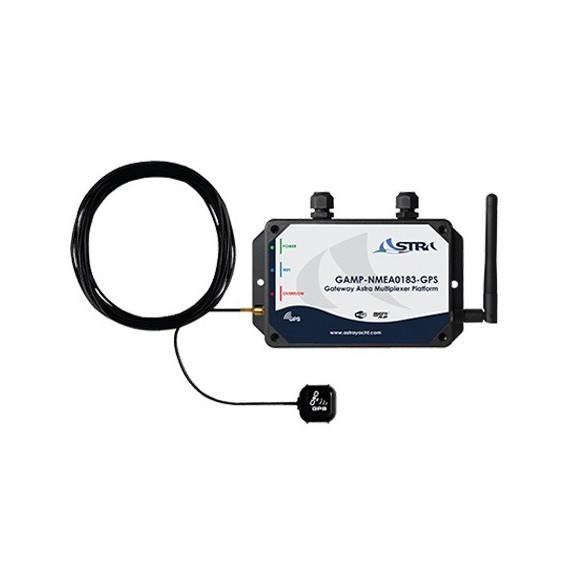 Multiplexer Wi-Fi GAMP NMEA 0183 GPS