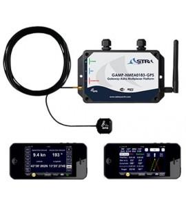 Multiplexer Wi-Fi GAMP NMEA 0183 GPS ESA