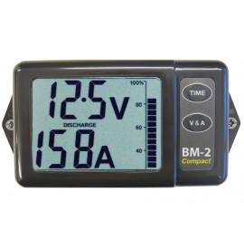 Battery Monitor BM-2 Compact Grey