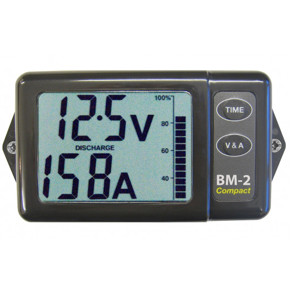 Battery Monitor BM-2 Compact Grey