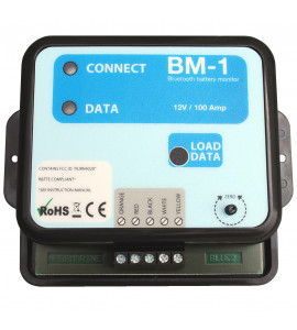 Battery Monitor BM-1 (BT) Bluetooth