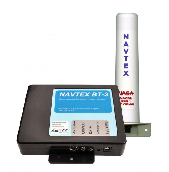 Pc NAVTEX Bluetooth con antenna Serie 2