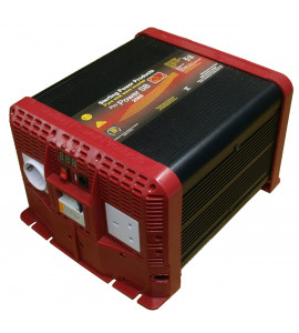 Inverter Pro Power 24V 3000W con interruttore salvavita