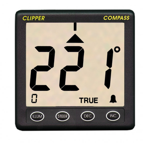 Clipper COMPASS Display