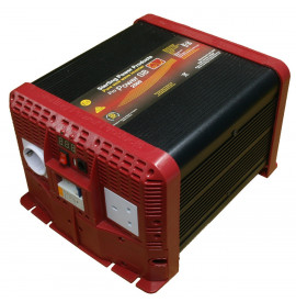 Inverter Pro Power 24V 5000W con interruttore salvavita