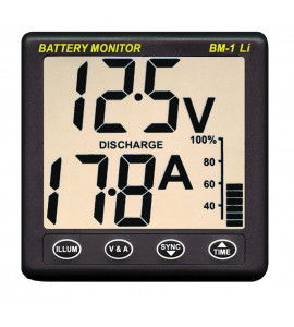 Battery Monitor BM-1 Lithium (LiFePO4)