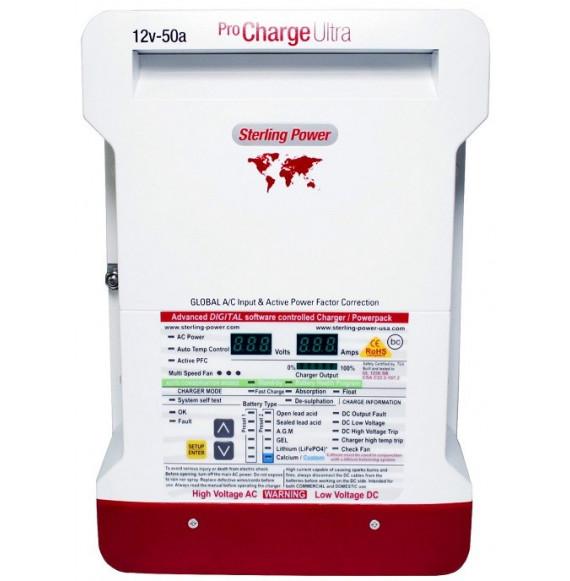 ProCharge Ultra 12V 50A